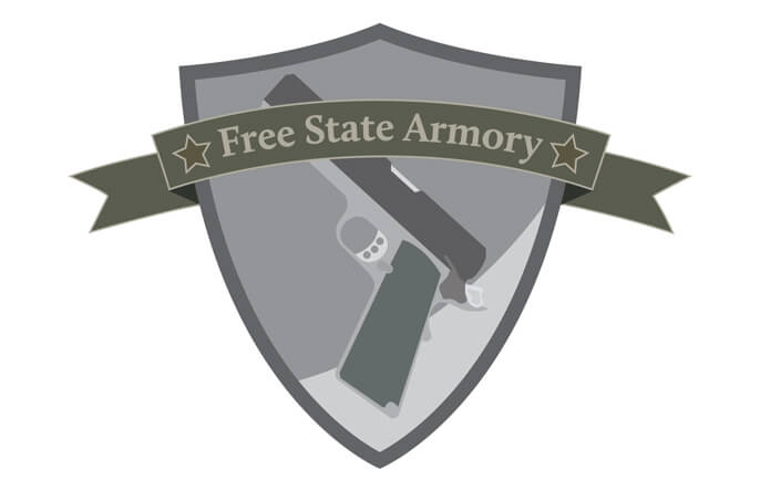 Free State Armory - Zachary Price Web Design