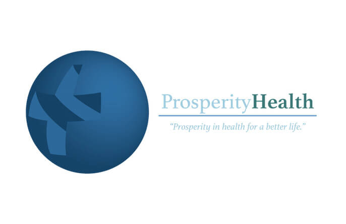 Prosperity Health - Zachary Price Web Design